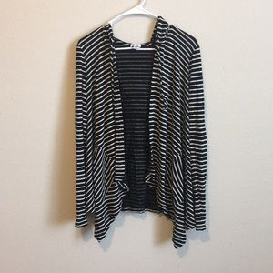 •Spledid• Striped Cardigan